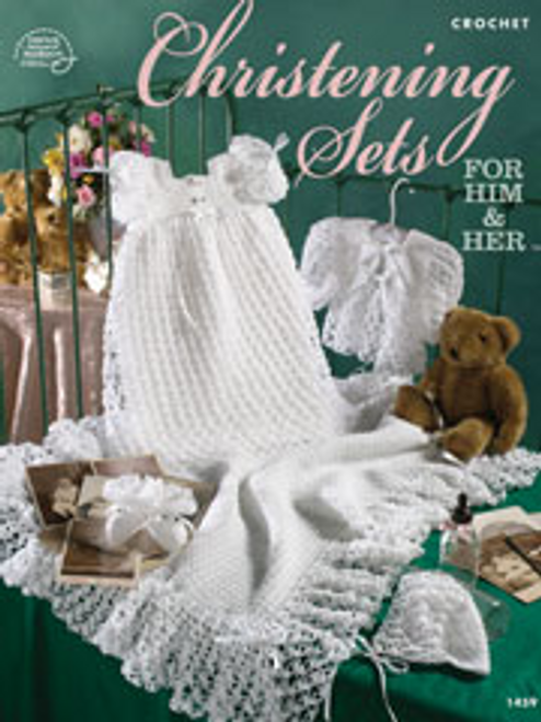 Christening Set for Him and Her