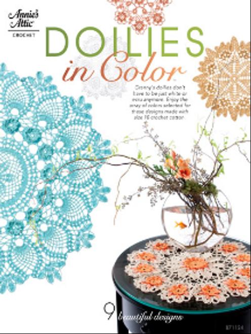 Doilies In Crochet Pattern