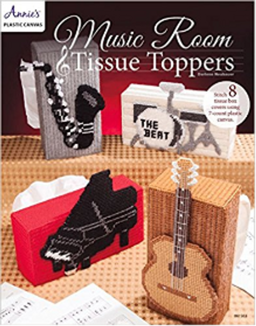 Music Room Tissue Toppers