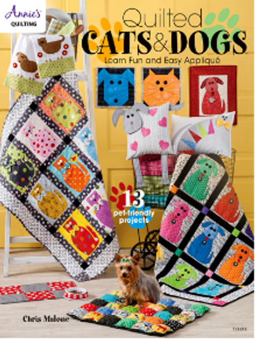 Annie's Quilting Dogs & Cats