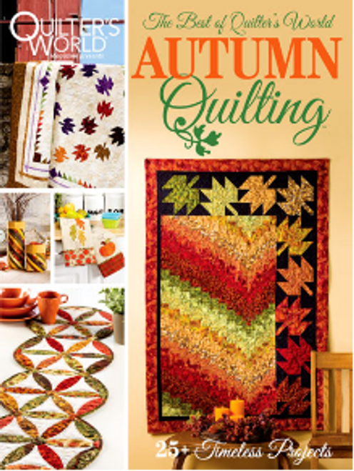 The Best of Quilters World Autumn 2017