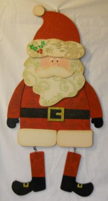 Santa Greeter Sign