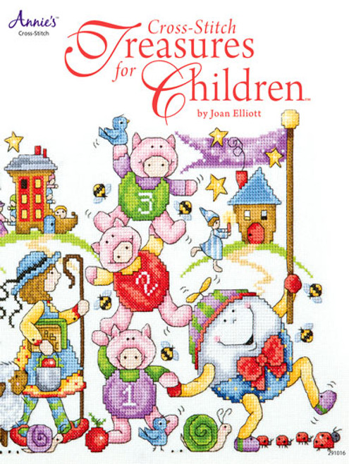 Cross-stitch Treasures for Children