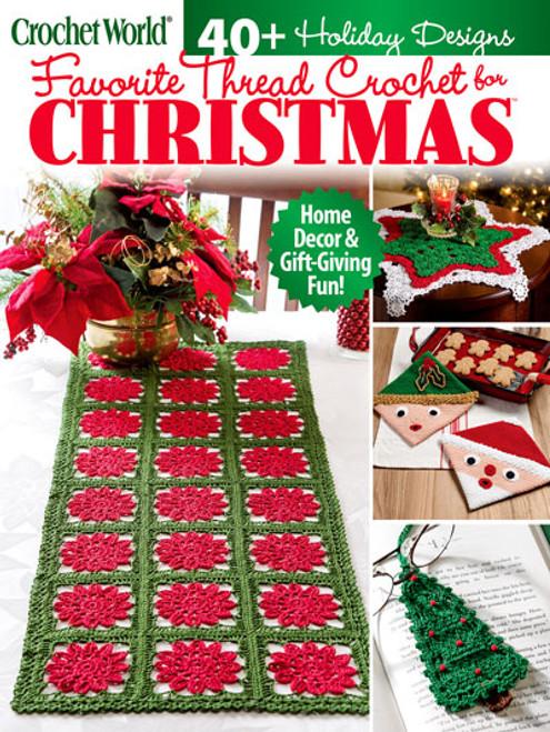 Favorite Thread Crochet for Christmas from Crochet World