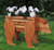 Bear Planter Wood Craft Pattern