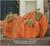 Pallet Wood Pumpkin Pattern