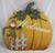 Welcome Pumpkin & Scarecrow