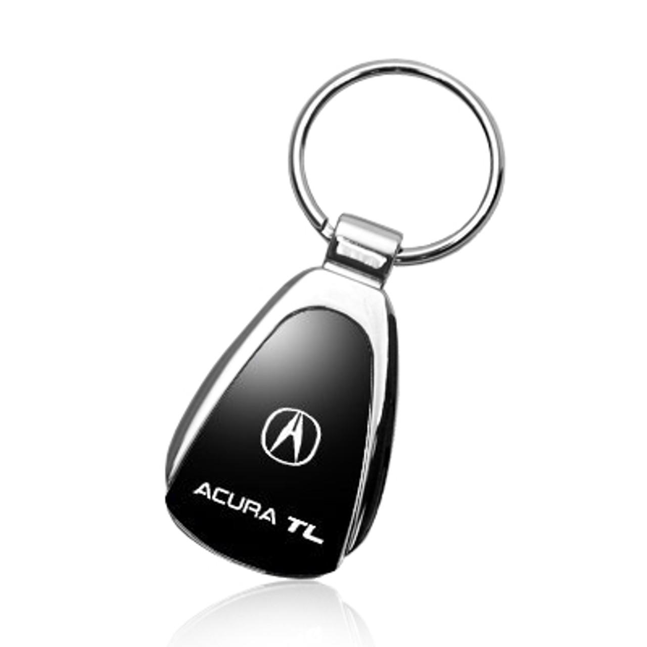 Tear Drop Keychain /& Keyring with Acura RSX Logo