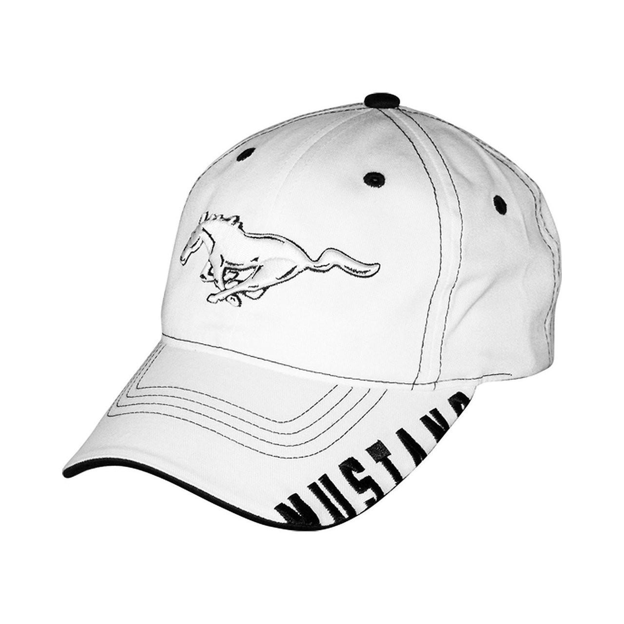 20937b883 Ford Mustang Bill Edge 3d Pony Baseball Cap