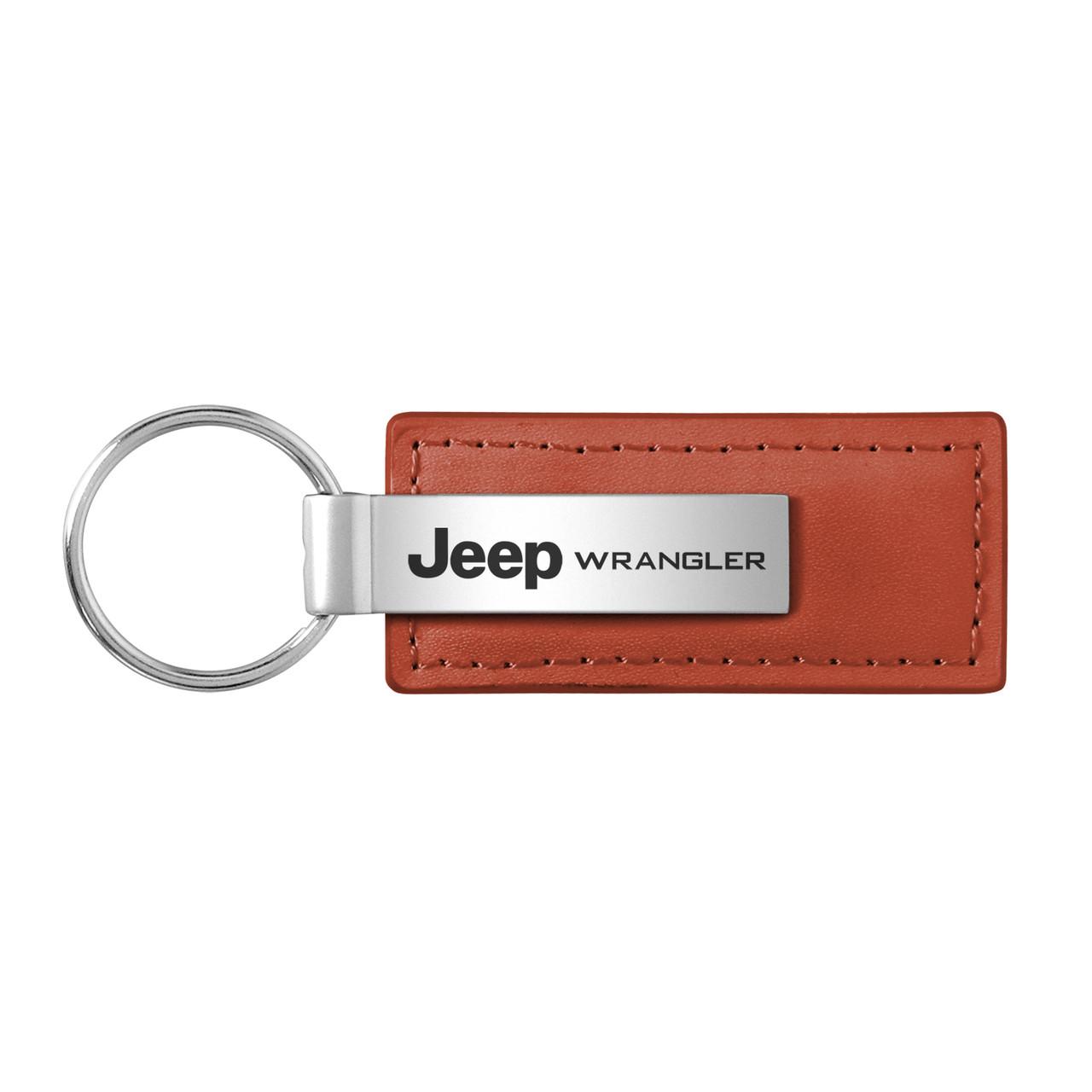 Jeep Rubicon Wrangler Black 100/% Real Carbon Fiber Large Tear-Drop Key Chain