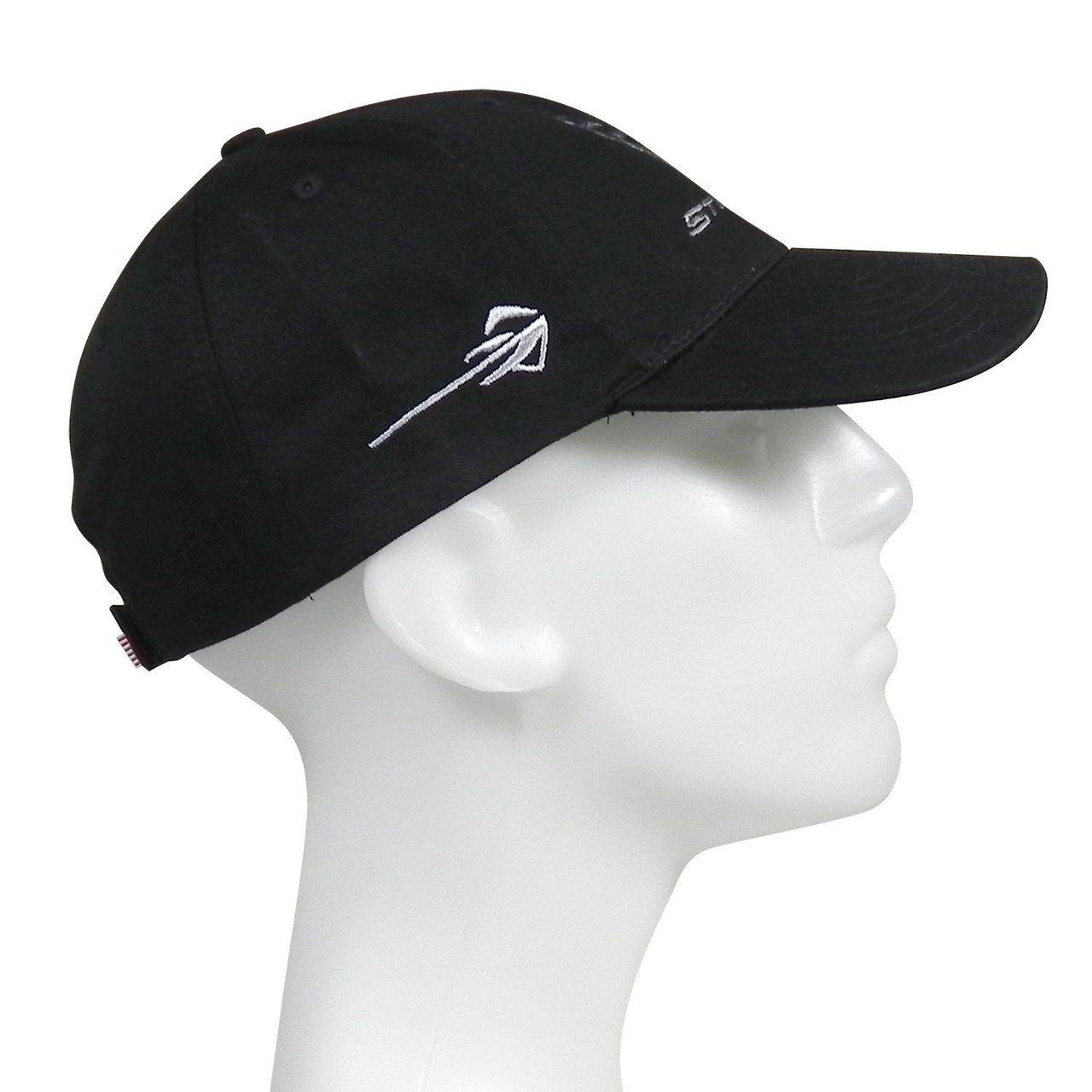 Corvette Hat Black C6 Exterior Color Matched with C6 Logo