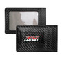 HEMI 392 HEMI Powered Black Carbon Fiber RFID Card Holder Wallet