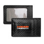 5.7 Liter HEMI Powered Black Carbon Fiber RFID Card Holder Wallet