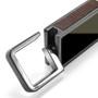 426 HEMI Black Pull Top Rectangular Metal Key Chain