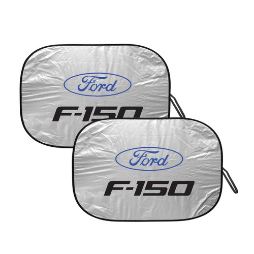 CarBeyondStore Ford Explorer Folding up See Through Side Window Sun Shade