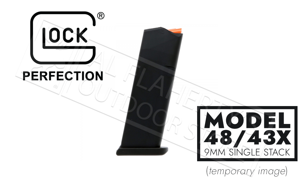 Glock Magazine 48/43x 9mm Full Size 10-Round