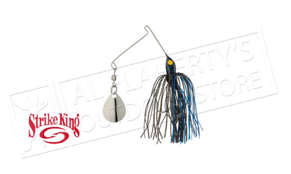 Strike King Micro-King Spinner Bait, 1/16 oz. Various Patterns #MC