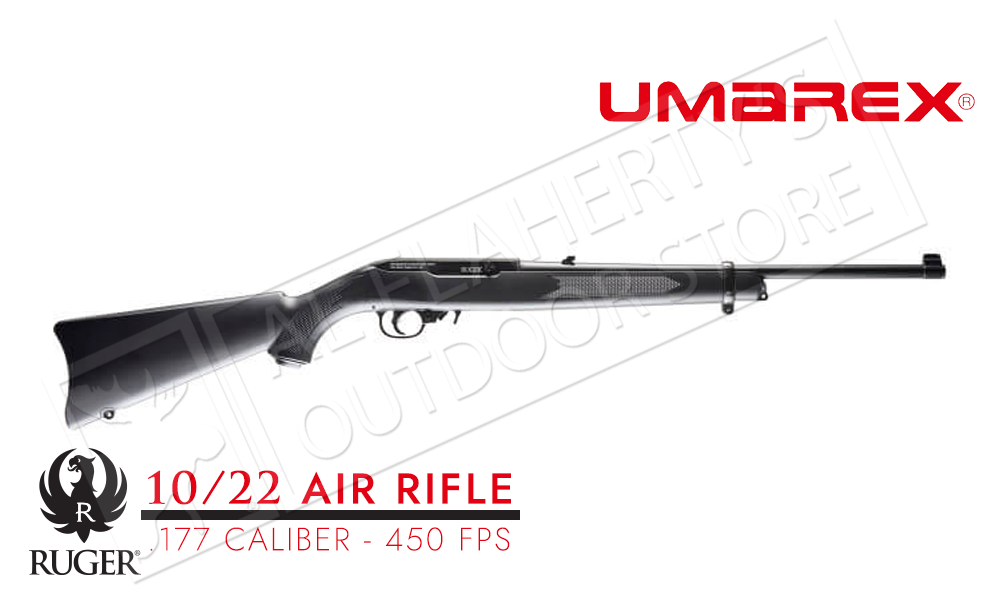 Umarex Air Rifle Ruger 10/22 .177 450fps #2244235
