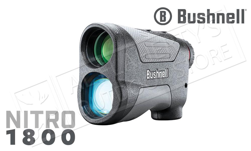 Bushnell Nitro 1800 Rangefinder 6X24mm in Gun Metal #LN1800IGG
