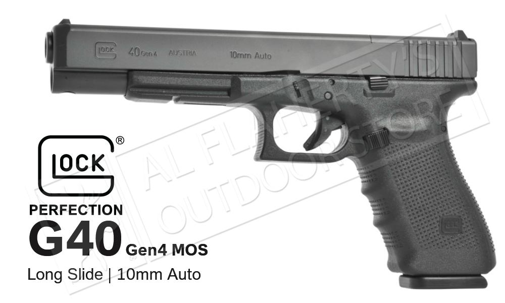 Glock 40 Gen4 MOS 10mm