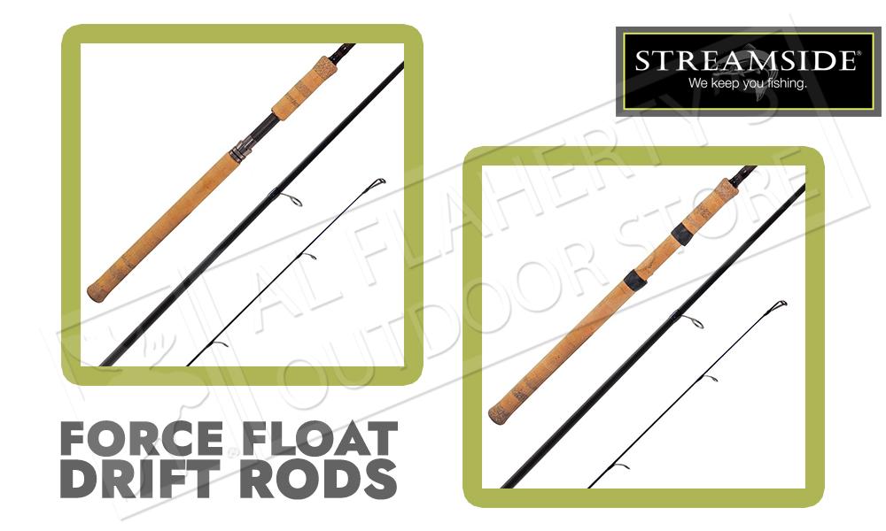 Streamside Force Float Rods #FF