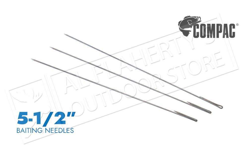 "Compac Baiting Needles - 5.5"" 3-Piece Kit #1330"