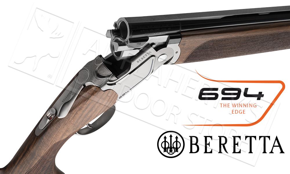 "Beretta Shotgun 694 Sporting 12 Gauge, 30"" or 32"" Barrel, 3"" Chamber, #4R16211"