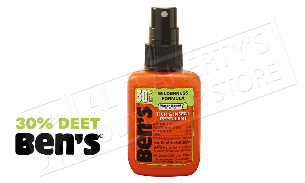 Ben's Repellent 37ml Pump Spray #07190