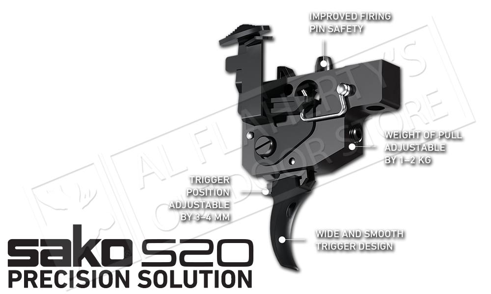 Sako S20 Hunter Rifle in various calibers