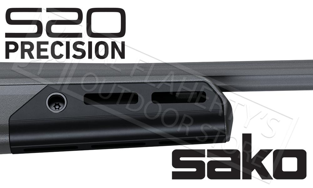 Sako S20 Precision Rifle in various calibers
