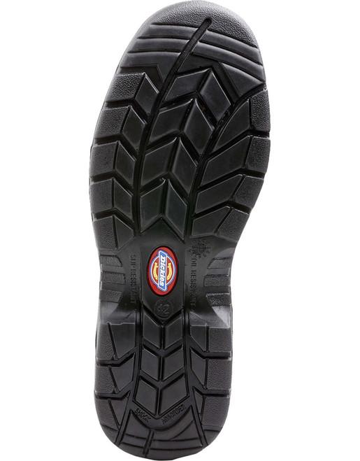 Dickies Men's Wrecker 6 Inch Steel-Toe Work Boot #DK504001DWX