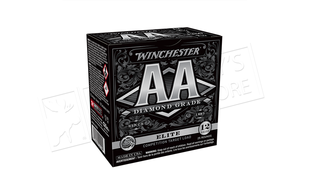 "(Store Pick up Only) Winchester AA Diamond Grade 12 Gauge #7.5, 2-3/4"" - 1 oz Case of 250 #AADGL12507CASE"