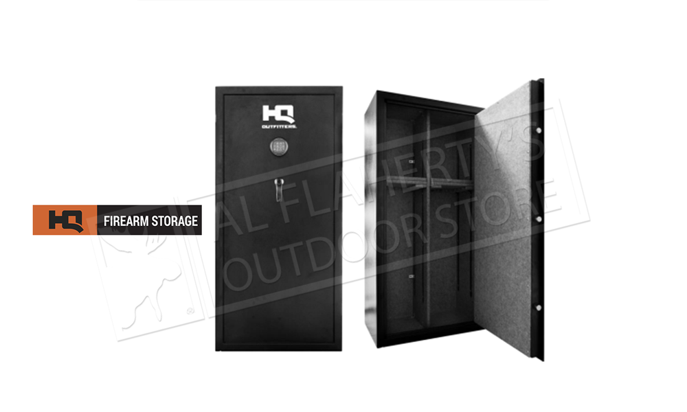 """(Store Pick Up Only) HQ Outfitters 22 Gun Safe 55""""x26.75""""x17.5"""", Electronic Keypad HQ-S-22"""