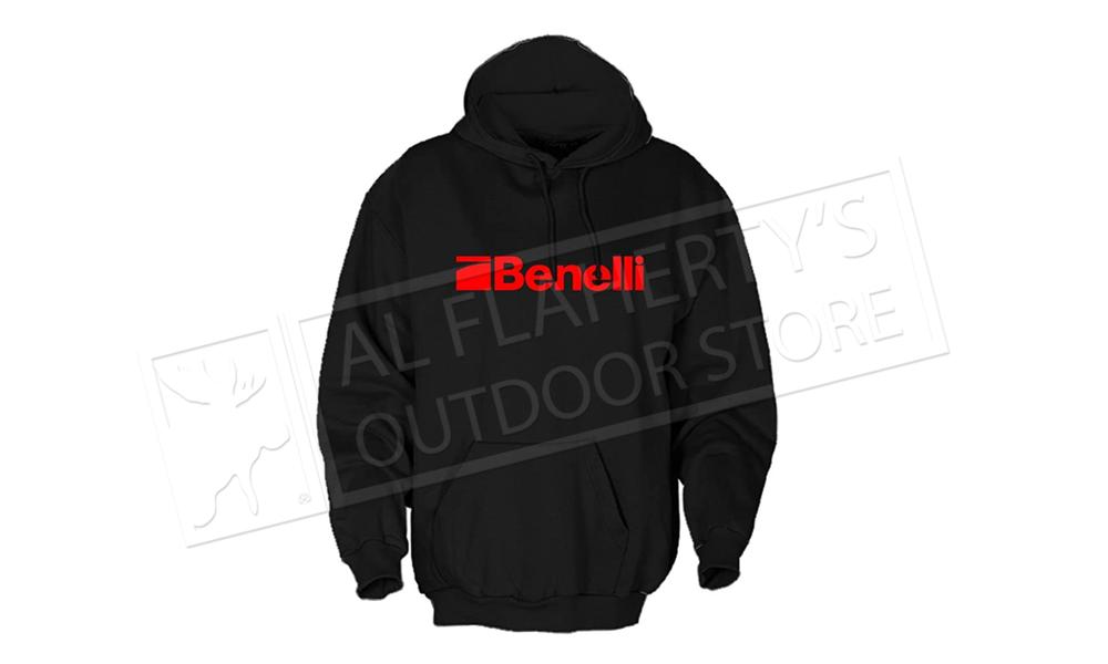 Benelli Hoodie in Black, Sizes Medium to Xx large #BENHOOD999