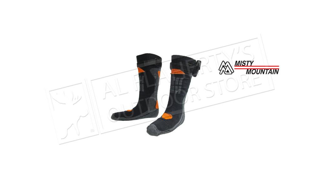 Misty Mountain Electric Socks, Sizes S-L #6640
