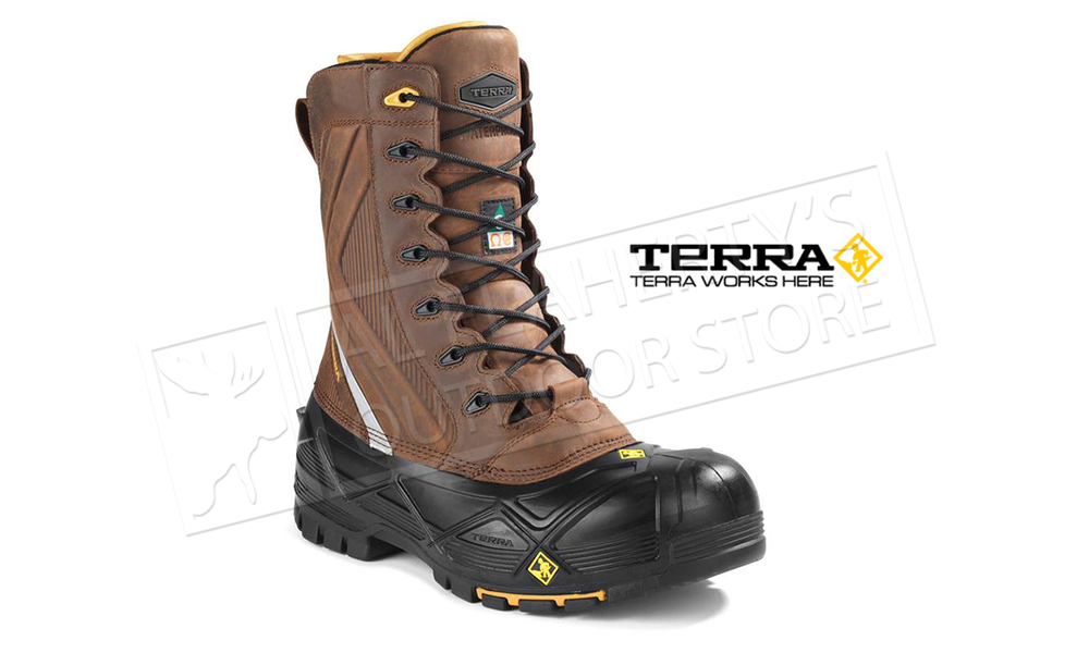 Terra Crossbow XR Winter Work Boot, Brown #TR0A4NPSBRN