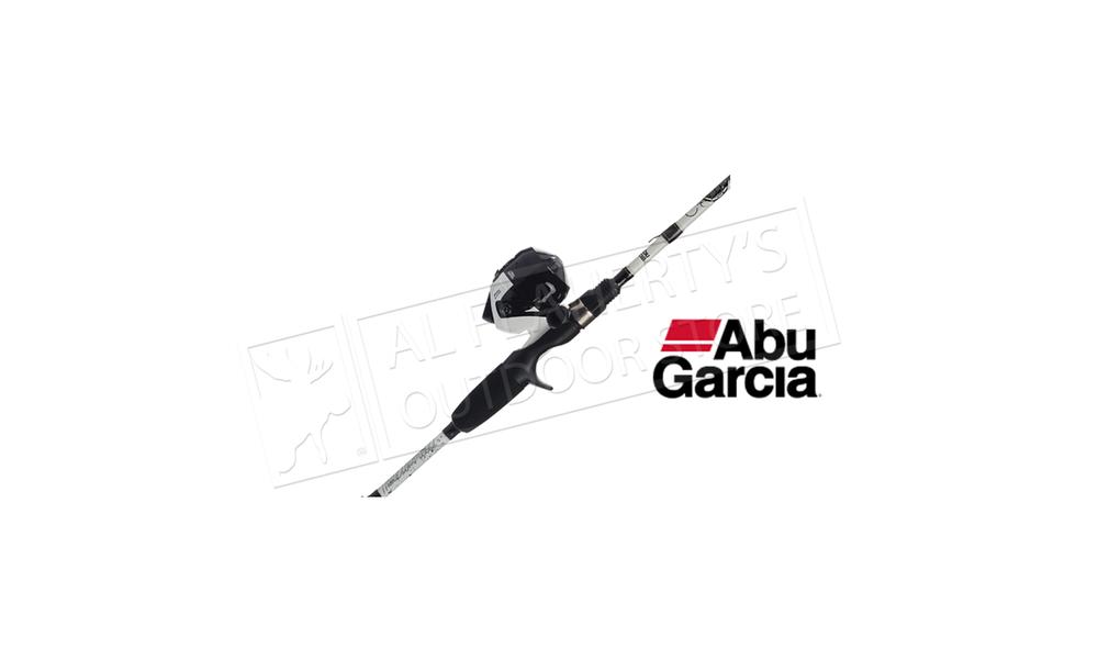 Abu Garcia Ike Dude Spincast Combo #IKE3SC6/5562M