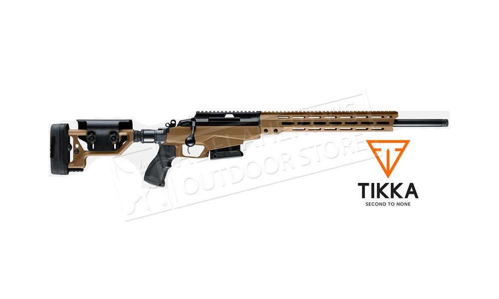 Tikka T3x TAC A1 Rifle - Various Calibers, Coyote Brown