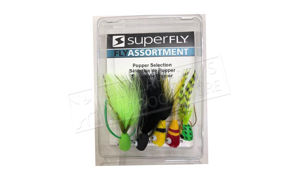 Superfly Popper Assortment #FLYAST-13