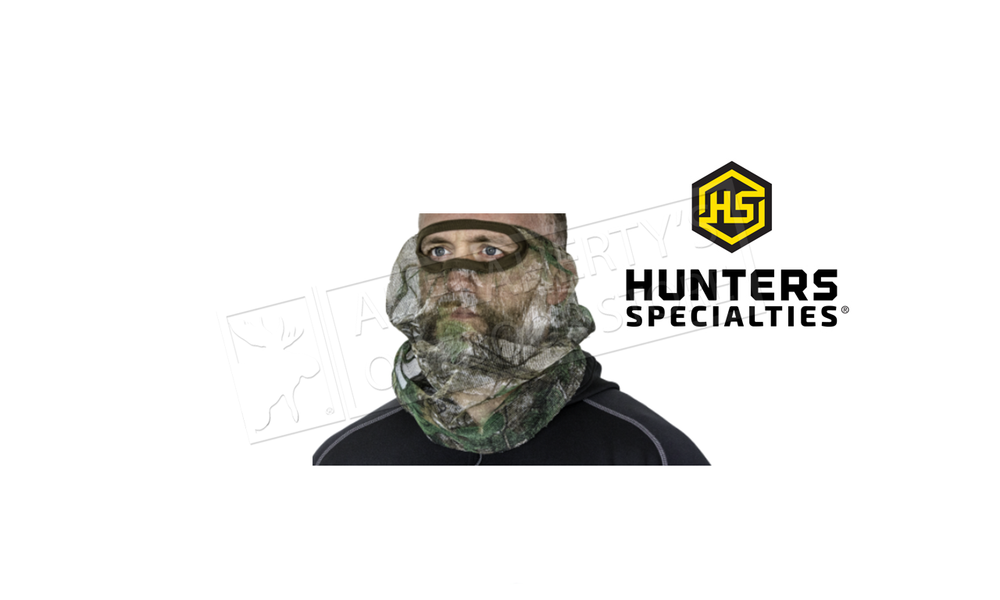 Hunters Specialties Flex Form II Net 3/4 Face Mask, Realtree Edge Camo #100121