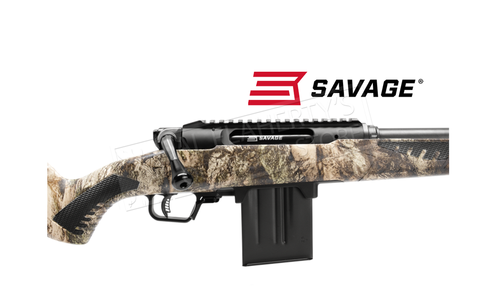 Savage Arms Impulse Predator Bolt Action Rifle