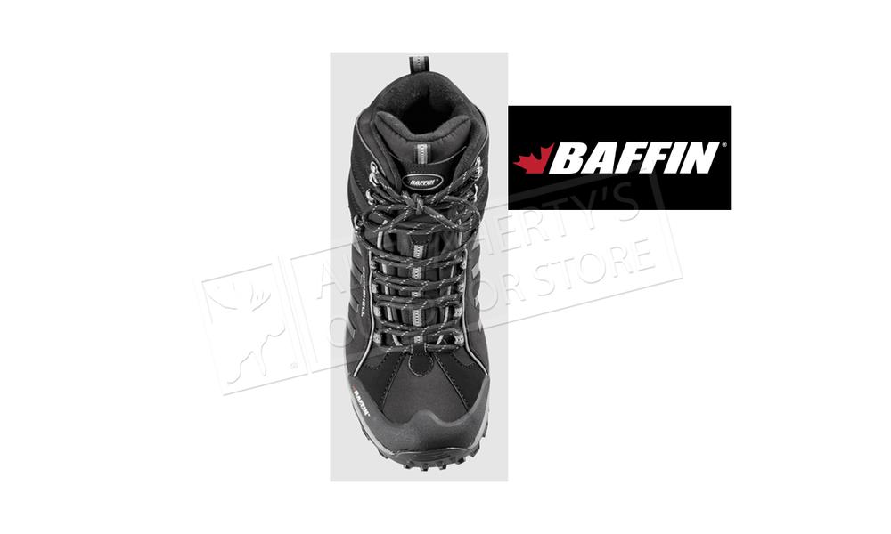 Baffin Men's Winter Boot, Zone Black #BSOFTM006 BK1