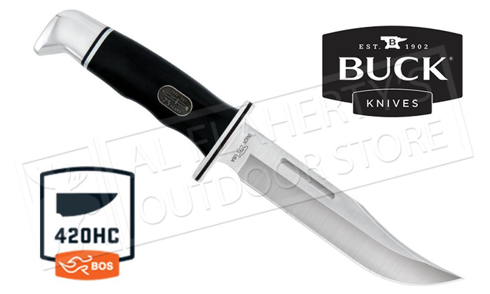 Buck Knives Buck 119B Drop Point Hunting Knife #0119BKS-B