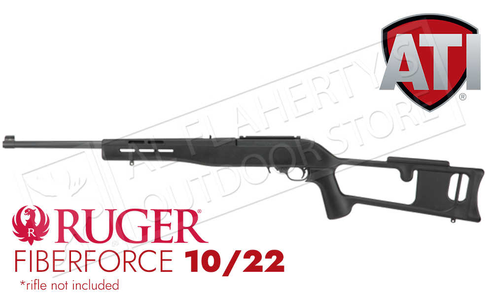ATI Fiberforce Stock for Ruger 10/22 Rifles #RUG3000