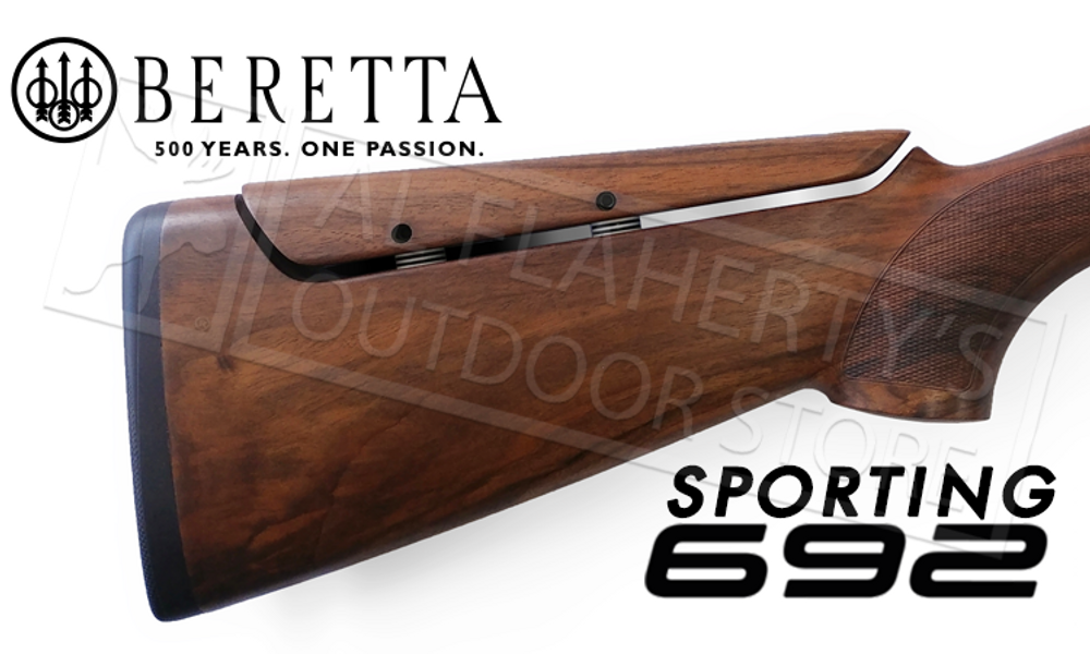 """BERETTA 692 SPORTING WITH B-FAST ADJUSTABLE STOCK, 3"""" CHAMBER"""