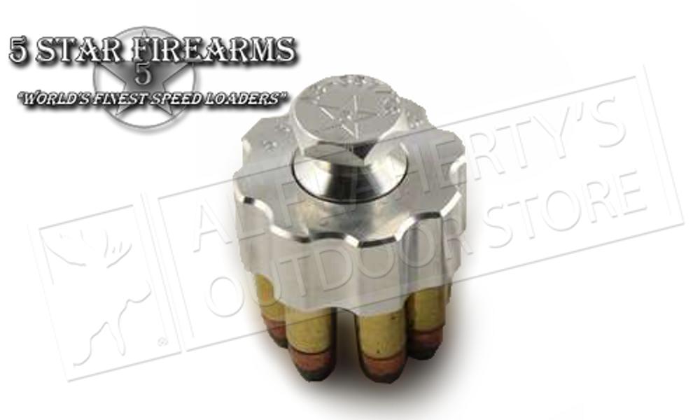 5 Star Firearms Revolver Speed Loader - 8-Shot .357/.38 #NF35708000