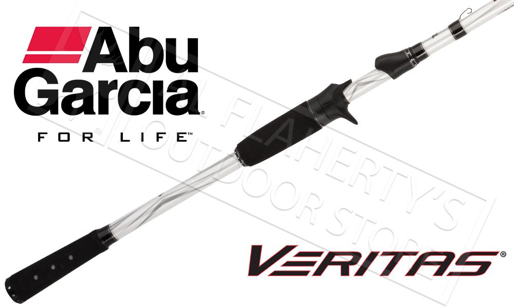 "ABU GARCIA 2018 VERITAS CASTING ROD, 6'6"" OR 6'9"" #VTSC"