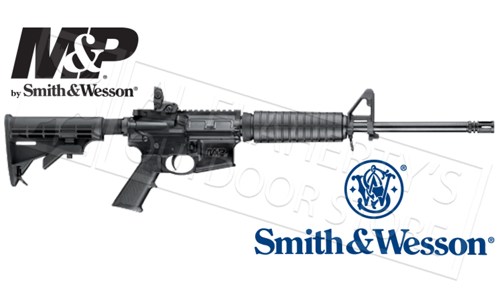 "SMITH & WESSON M&P15 SPORT II 5.56 16"" BARREL"