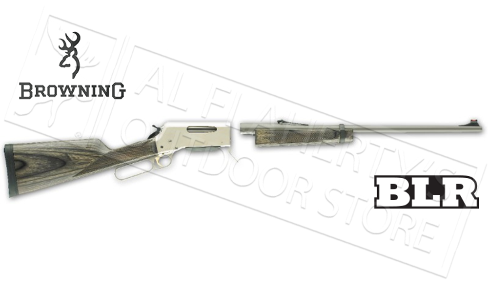 Browning Rifle BLR Lightweight '81 Stainless Takedown Various Calibers #0340151