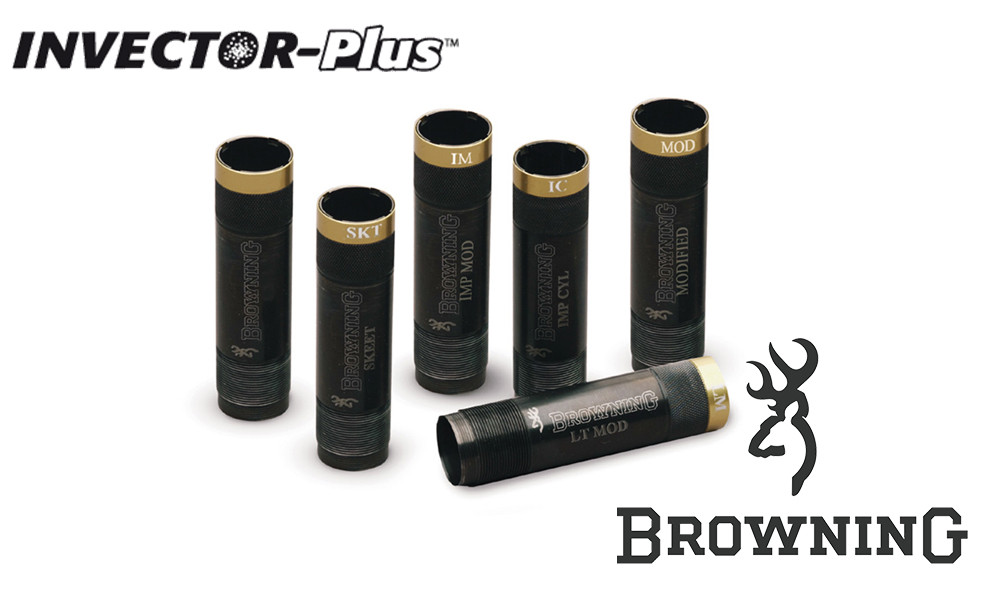 Browning Choke Tubes Invector Plus Midas Extended 12 Gauge